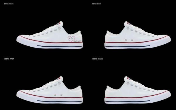 Schuh (Design: 4159 )Converse Low