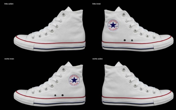 Schuh (Design: 7596 )Converse High