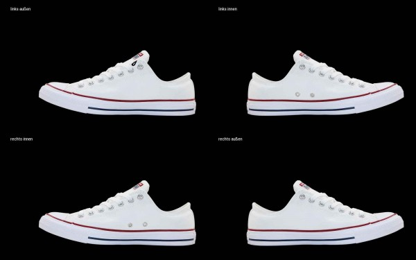 Schuh (Design: 7313 )Converse Low