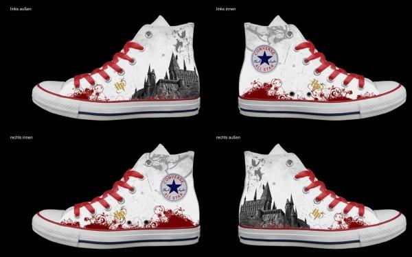 Schuh (Design: 4367 )Converse High