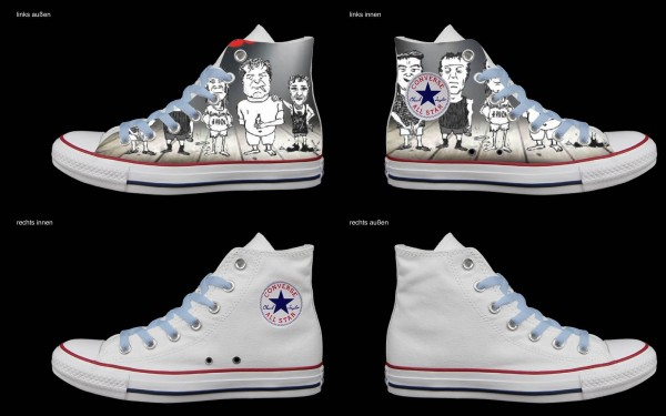 Schuh (Design: 5038 )Converse High