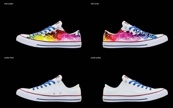 Schuh (Design: 3258 )Converse Low