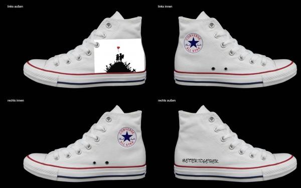 Schuh (Design: 8048 )Converse High
