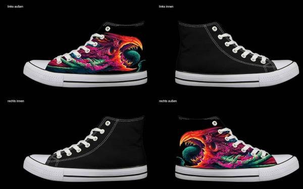 Schuh (Design: 7713 )Sneaker High