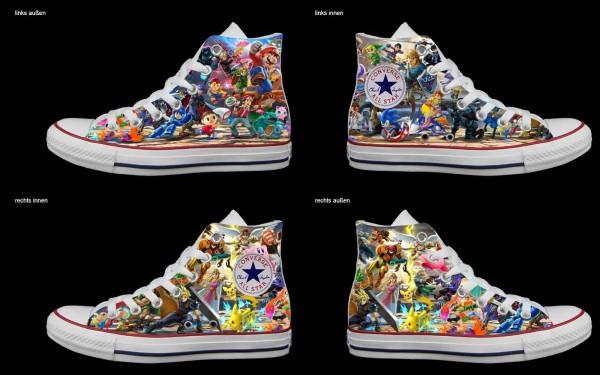 Schuh (Design: 5053 )Converse High