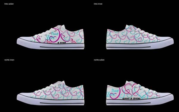Schuh (Design: 5367 )Sneaker Low