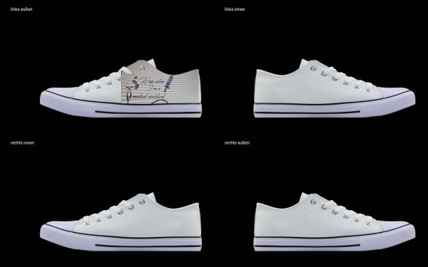 Schuh (Design: 7896 )Sneaker Low