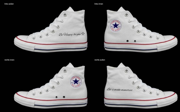 Schuh (Design: 5721 )Converse High