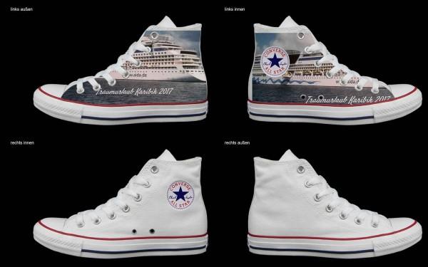 Schuh (Design: 4116 )Converse High