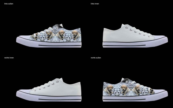 Schuh (Design: 8069 )Sneaker Low