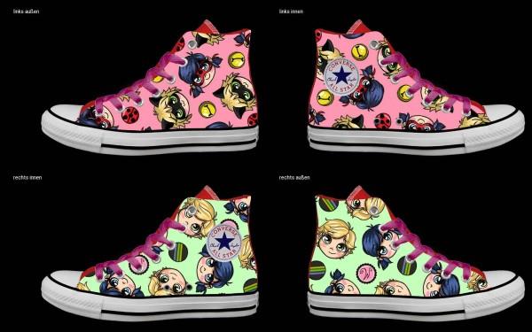 Schuh (Design: 7734 )Converse High