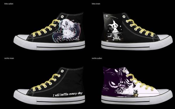 Schuh (Design: 7111 )Sneaker High