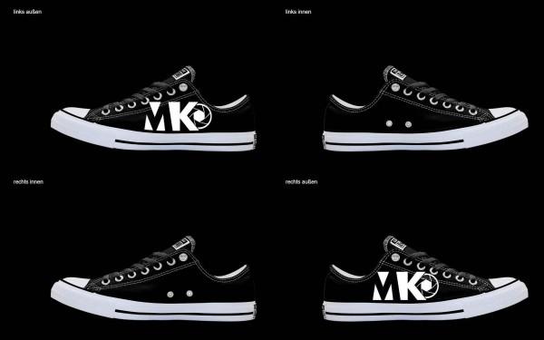 Schuh (Design: 7642 )Converse Low