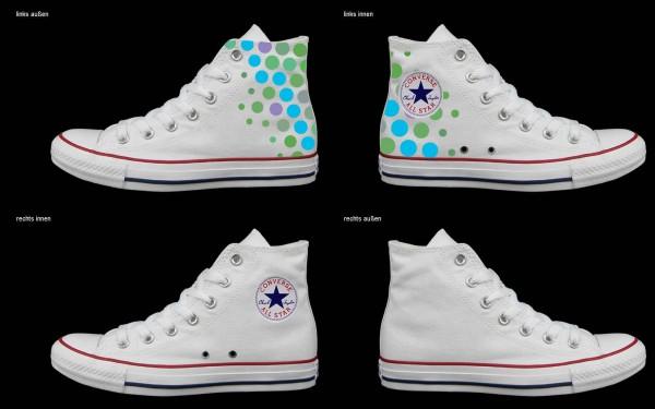 Schuh (Design: 8353 )Converse High