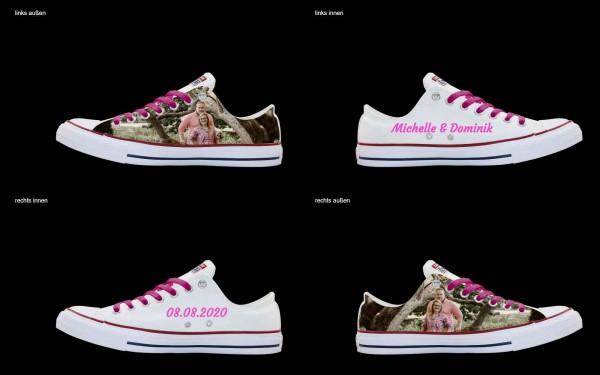 Schuh (Design: 7522 )Converse Low