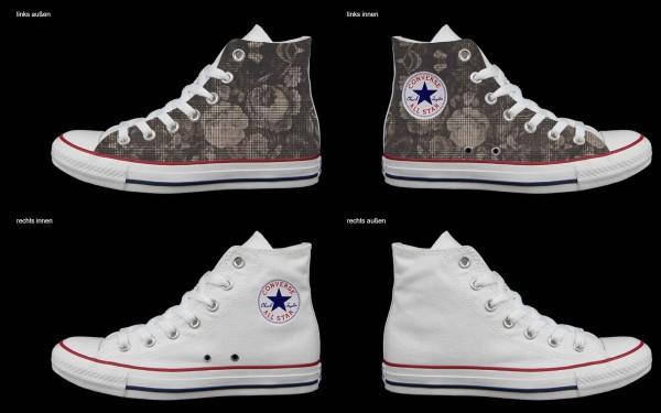 Schuh (Design: 4297 )Converse High