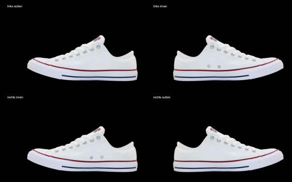 Schuh (Design: 7149 )Converse Low