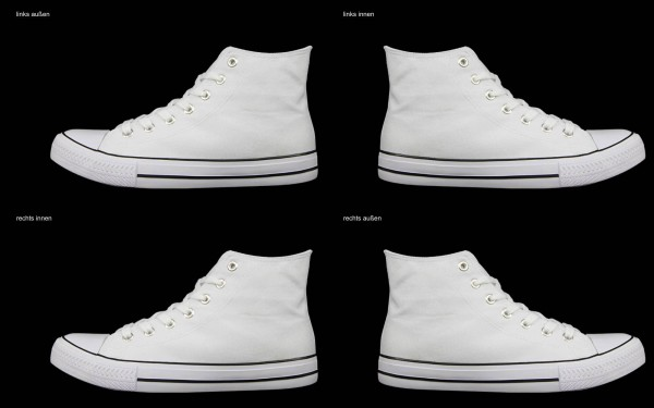 Schuh (Design: 8041 )Sneaker High