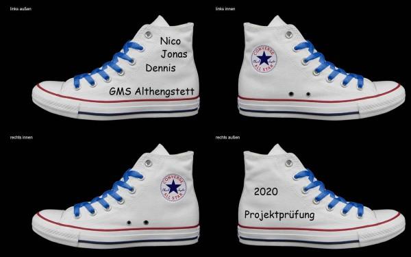 Schuh (Design: 7256 )Converse High