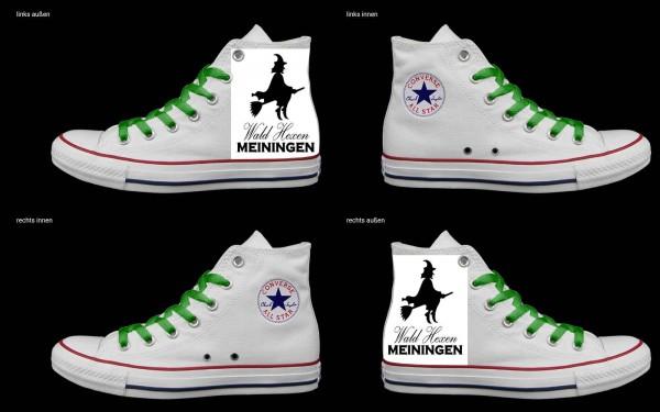 Schuh (Design: 7138 )Converse High