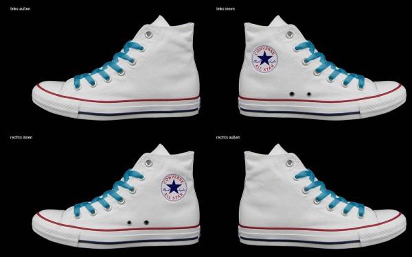 Schuh (Design: 7923 )Converse High