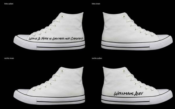Schuh (Design: 7348 )Sneaker High