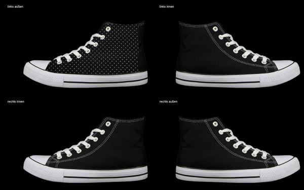 Schuh (Design: 4958 )Sneaker High