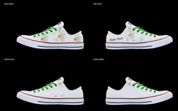 Schuh (Design: 7891 )Converse Low