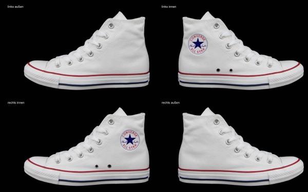 Schuh (Design: 7751 )Converse High