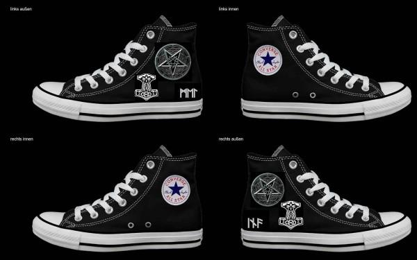 Schuh (Design: 5784 )Converse High