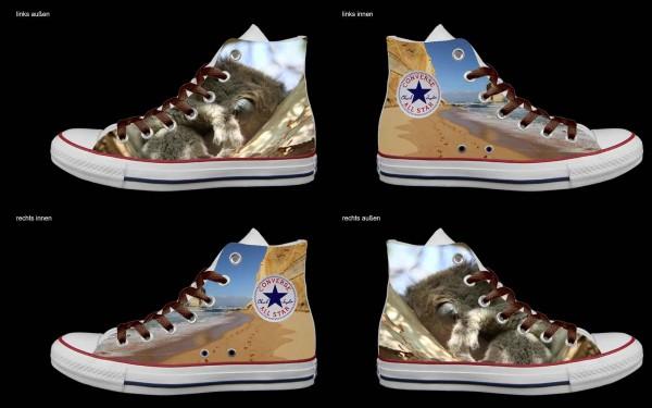 Schuh (Design: 7263 )Converse High