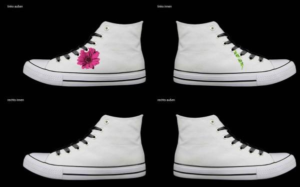 Schuh (Design: 4794 )Sneaker High
