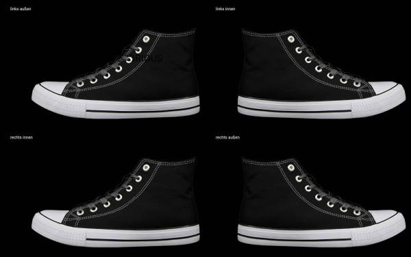 Schuh (Design: 4822 )Sneaker High