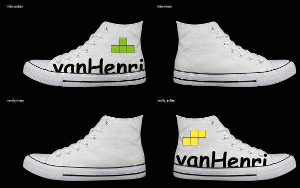 Schuh (Design: 7139 )Sneaker High