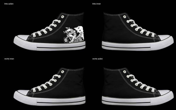 Schuh (Design: 4514 )Sneaker High