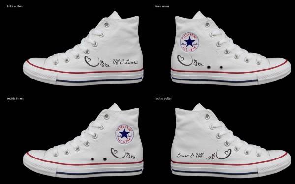 Schuh (Design: 7416 )Converse High