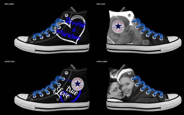 Schuh (Design: 7850 )Converse High