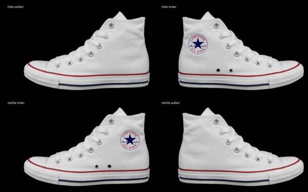Schuh (Design: 7413 )Converse High