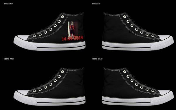 Schuh (Design: 4304 )Sneaker High