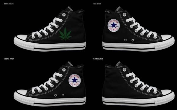 Schuh (Design: 7183 )Converse High