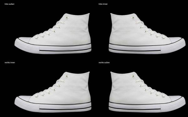 Schuh (Design: 4178 )Sneaker High
