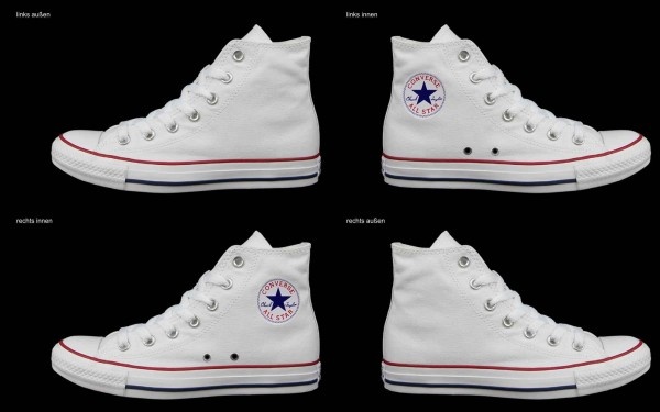 Schuh (Design: 8315 )Converse High