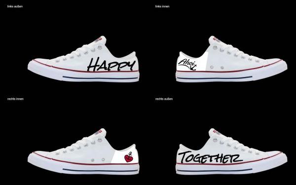 Schuh (Design: 8110 )Converse Low