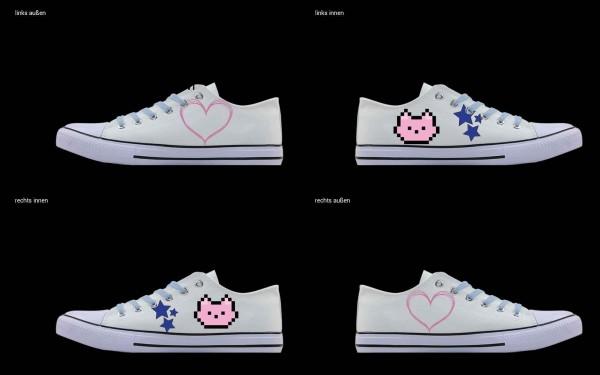 Schuh (Design: 5714 )Sneaker Low