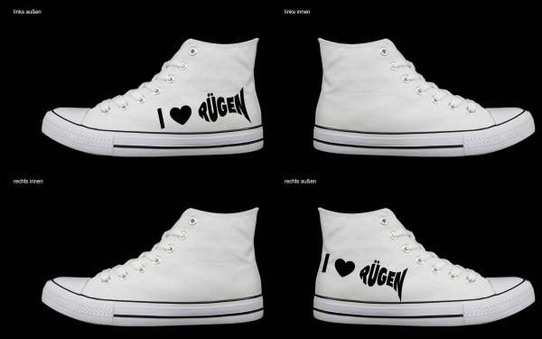 Schuh (Design: 4852 )Sneaker High