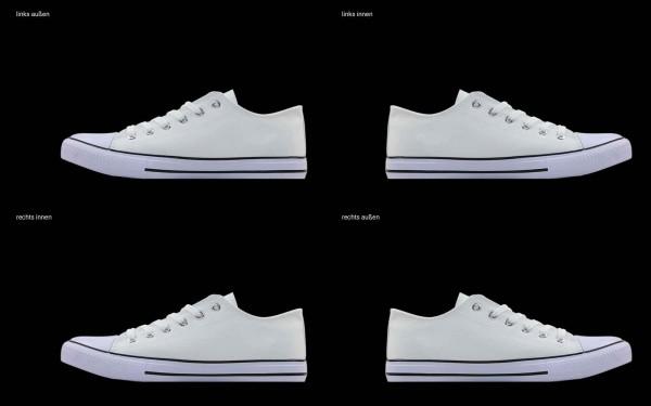 Schuh (Design: 7516 )Sneaker Low