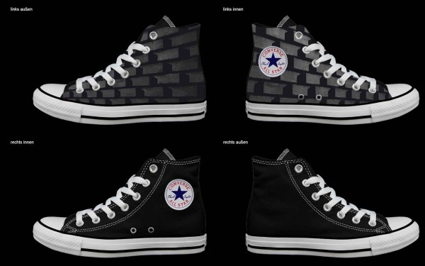 Schuh (Design: 5083 )Converse High