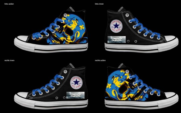 Schuh (Design: 4966 )Converse High