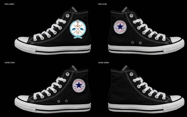 Schuh (Design: 7280 )Converse High