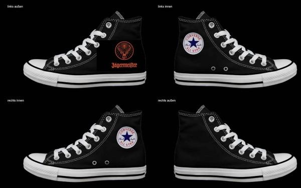 Schuh (Design: 4408 )Converse High